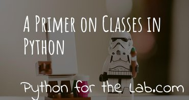 A primer on classes in Python